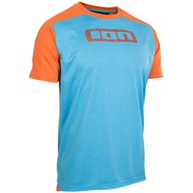 ION Traze Kurzarm-Shirt Herren blau